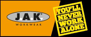 J.A.K. Workwear Logo